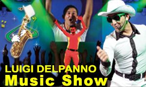 Luigi Delpanno - spettacoli, show, orchestre per feste e sagre