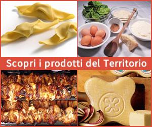 Sezione dedicata ai piatti tipici e ricette bresciane