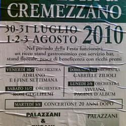 Festa di Cremezzano 2010