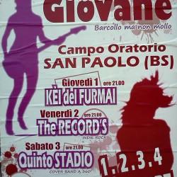 festa del giovane a San Paolo