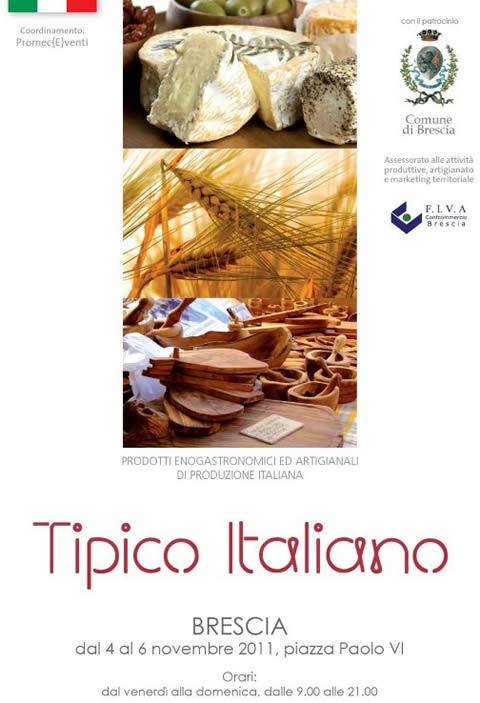 tipico italiano a Brescia