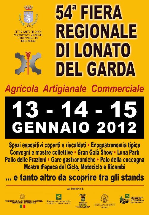 fiera regionale di Lonato 2012