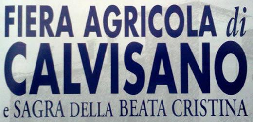 fiera agricola di Calvisano