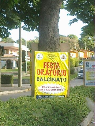festa oratorio di Calcinato