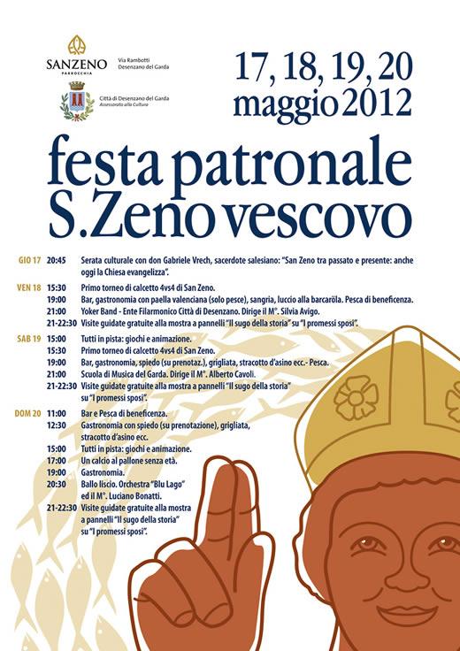 festa patronale di San Zeno Vescovato
