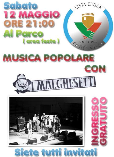 musica popolare a Castelmella