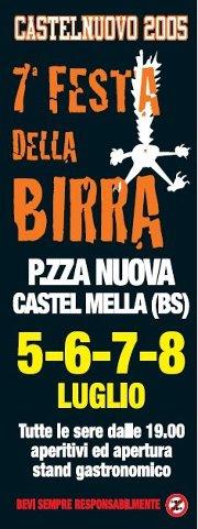 7 festa della birra castel mella 2012