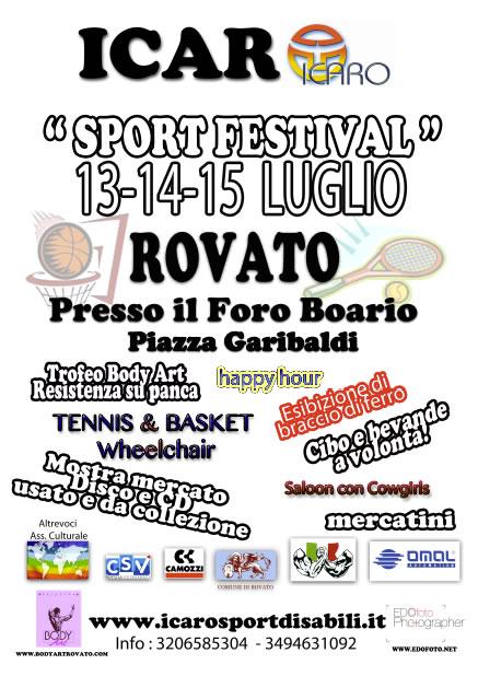 Icaro sport Festival 2012