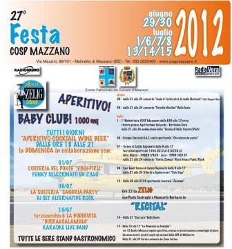 festa COSP