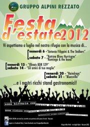 festa alpini a Rezzato