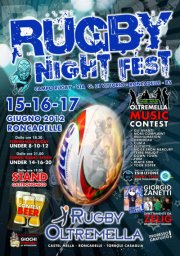 festa rugby a Roncadelle