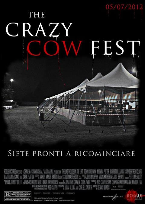 the crazy cow a Paderno Franciacorta