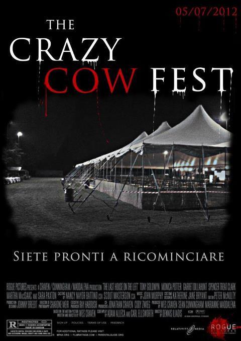 the crazy cow a Paderno Franciacorta