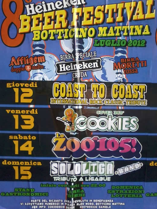Beer festival - Botticino Mattina