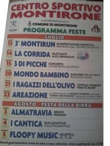 Centro sportivo in Festa - Montirone -