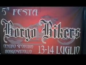 Festa Borgo Bikers - Borgosatollo -
