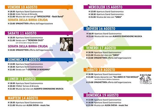 Festa del Soccorso 2012 Monte Isola