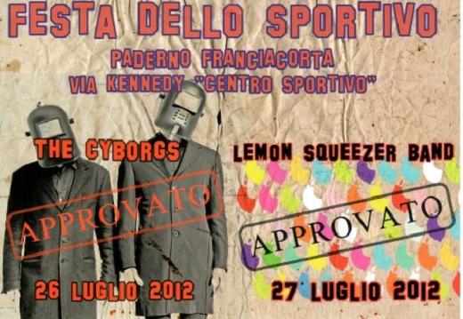 Festa dello sportivo Paderno Franciacorta 2012 B