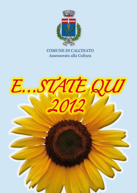 estate a Calcinato 2012
