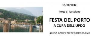 festa del porto Toscolano maderno