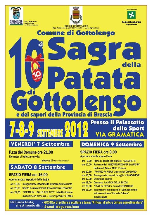 10 SAGRA PATATA GOTTOLENGO