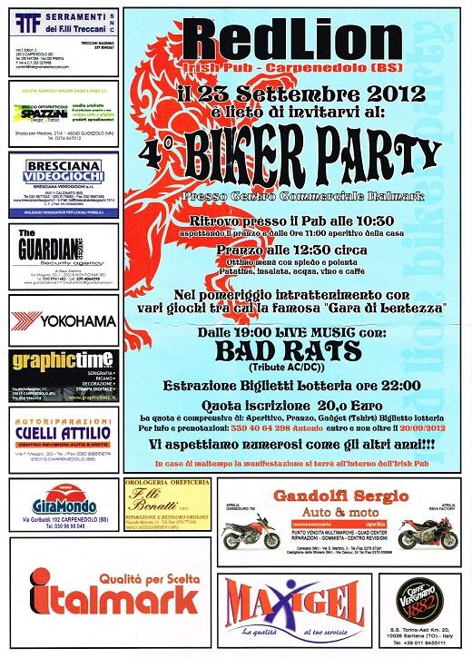 4 festa bikers