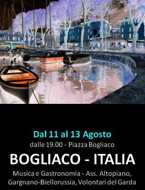 Bogliaco - Italia in festa