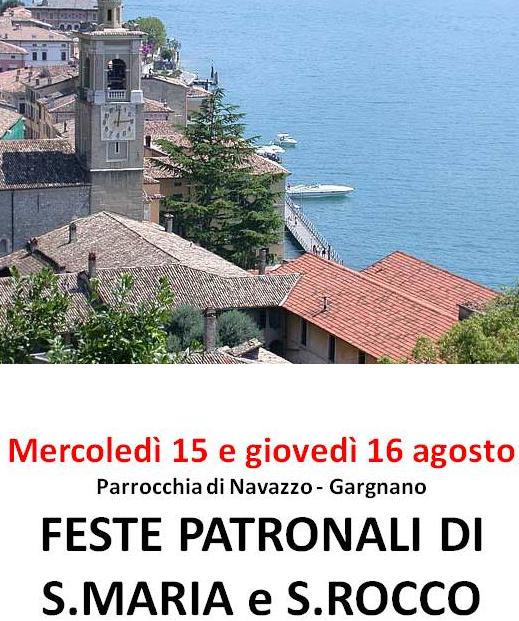 Festa Patronale di S.Maria e S.Rocco