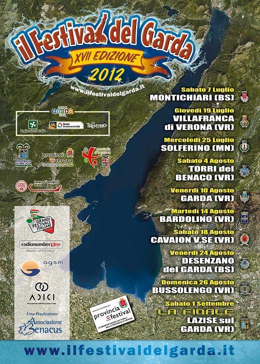 Festival del Garda 2012