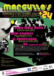 Marguzzo's 2012 Paitone