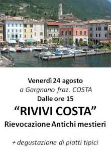 Rivivi Costa a Gargnano