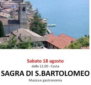 Sagra di S.Bartolomeo - Gargnano