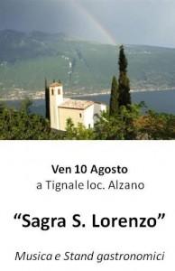Sagra di San Lorenzo a Tignale