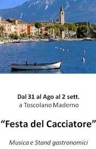 festa del Cacciatore a Toscolano Maderno
