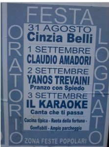 festa oratorio Lograto