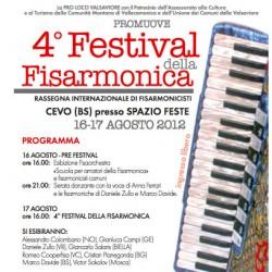 festival della fisarmonica a Cevo