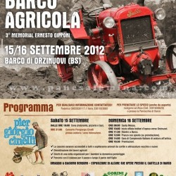 Barco Agricola