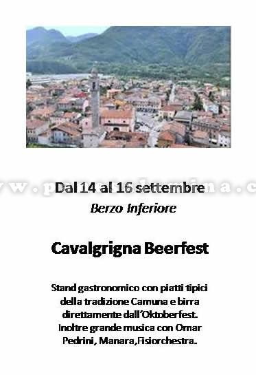 Cavalgrigna Beerfest