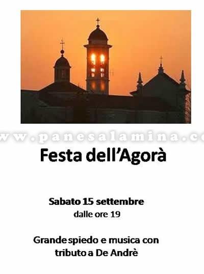 Festa dell' Agorà a Brescia