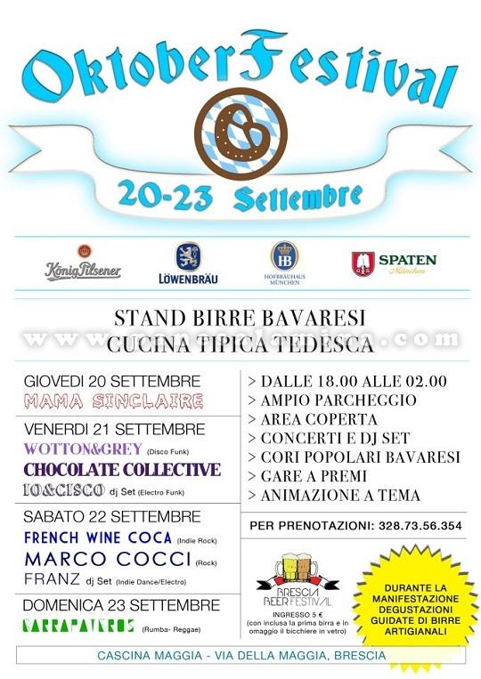OktoberFestival 2012 Brescia