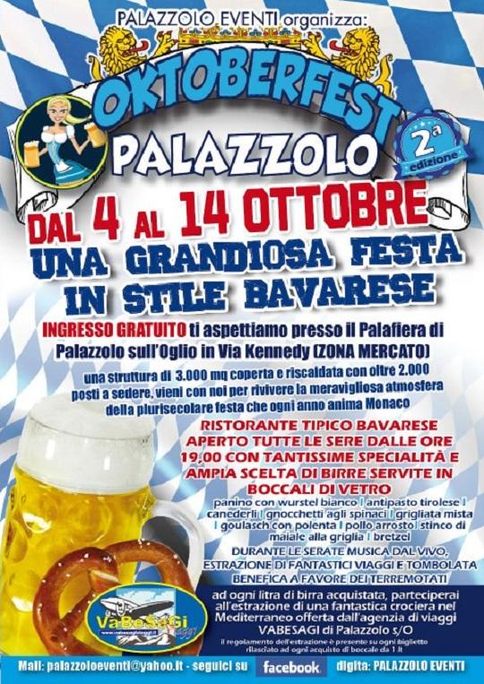 Oktoberfest Palazzolo 2012