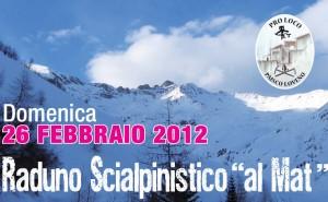 Raduno sci alpinistico Paisco Loveno