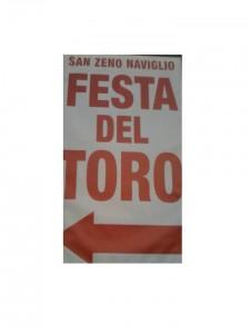 festa del toro a San Zeno