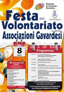 festa delle associazioni a Gavardo
