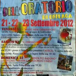 festa oratorio di Offlaga