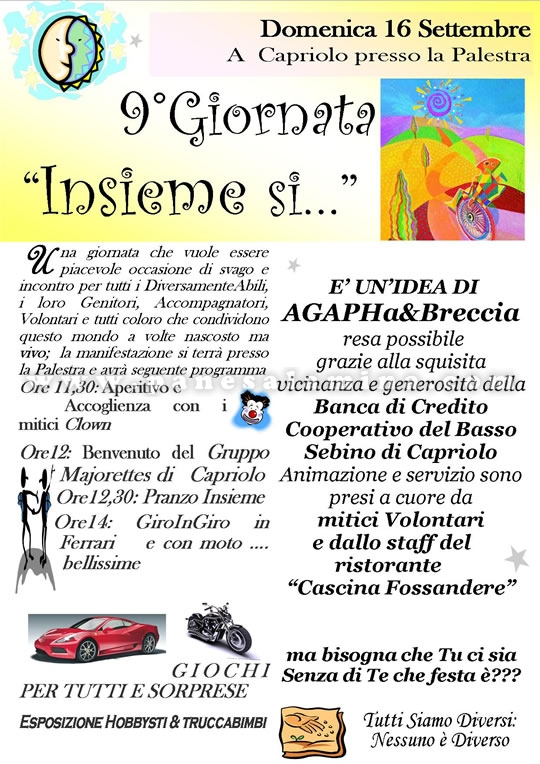 insieme si a Capriolo