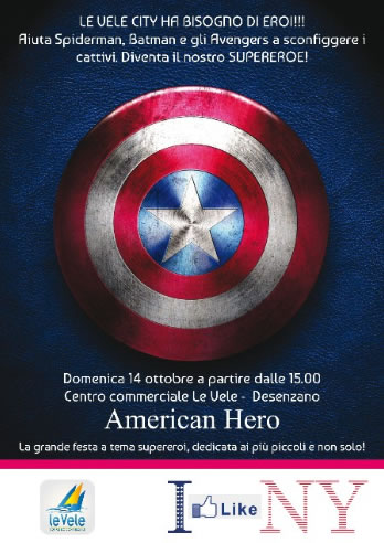 American Hero a Desenzano