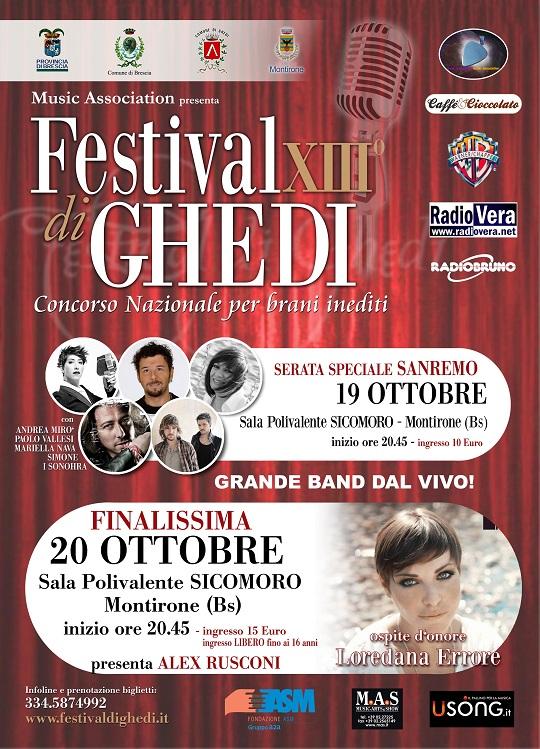 XIII Festival di ghedi CORRETTO