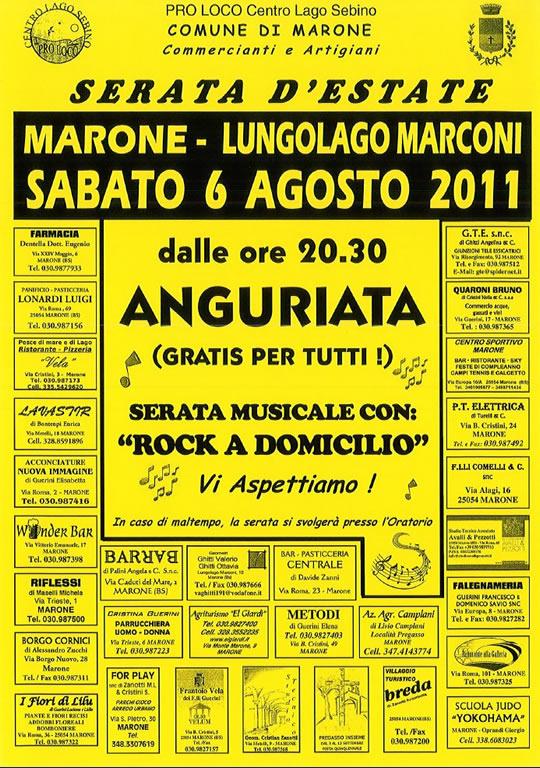 anguriata 2011 a Marone