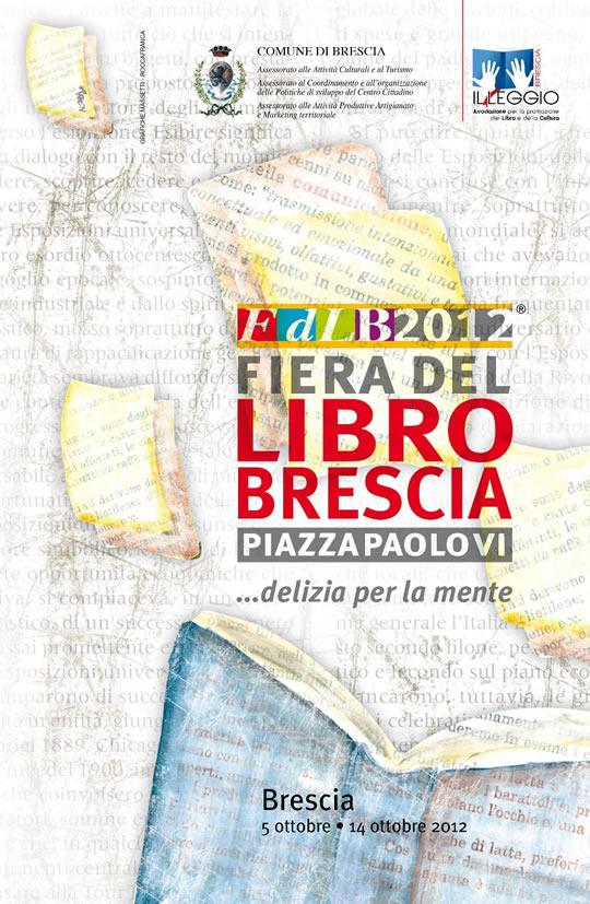 fiera del libro di Brescia